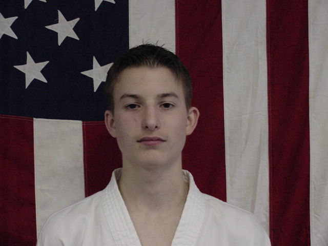 Daniel Rheaume, 1st dan