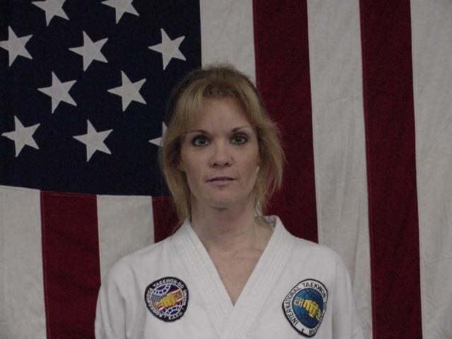 Emily Boulden, 1st dan