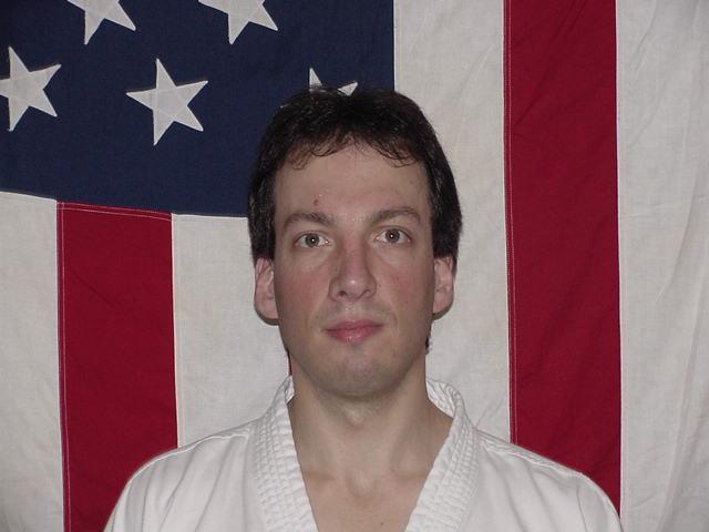 Mark Parisi, Assistant Instructor, 3rd dan